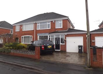 Thumbnail 3 bed semi-detached house for sale in Pyecroft Road, Great Sankey, Warrington, Cheshire