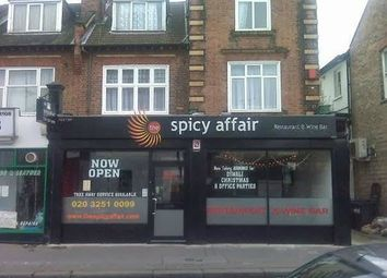 Thumbnail Restaurant/cafe for sale in Cherry Orchard Road, Croydon