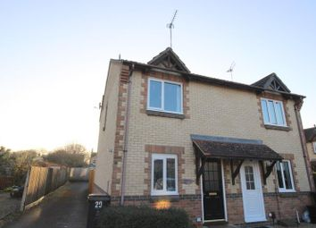 Thumbnail 2 bed property for sale in Pritchard Close, Uper Stratton, Swindon