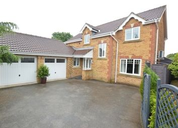 Thumbnail 4 bed property to rent in Parkside View, Chesterfield