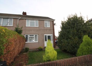 Thumbnail 3 bed property to rent in Cranleigh Court Road, Yate, Bristol