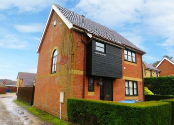 Thumbnail 3 bed detached house to rent in The Chase, Brandon