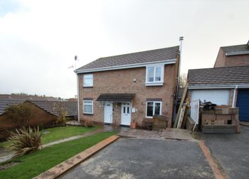 Thumbnail 3 bed semi-detached house for sale in Broadridge Close, Newton Abbot