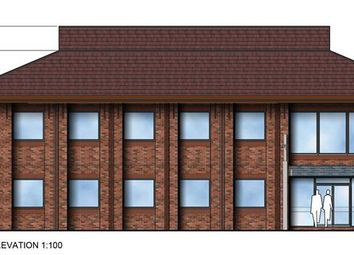 Thumbnail Commercial property for sale in Proposed Office Development, Option A, City Office Park, Crusader Road, Tritton Road, Lincoln