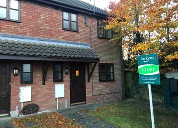 Thumbnail 3 bed semi-detached house to rent in The Gardens Old Newton, Stowmarket, Suffolk