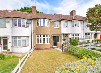Thumbnail 3 bed terraced house for sale in Moordown, London