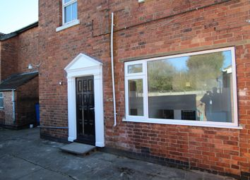 Thumbnail 1 bed flat to rent in Market Street, Swadlincote