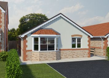 Thumbnail 3 bedroom detached bungalow for sale in Noble Road, North Wingfield, Chesterfield