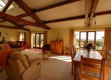 4 bed detached house for sale in Hewelsfield, Lydney, Gloucestershire. GL15