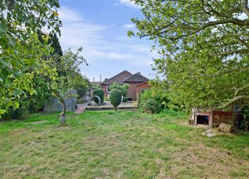 Thumbnail 2 bed detached bungalow for sale in Grasmere Road, Whitstable, Kent