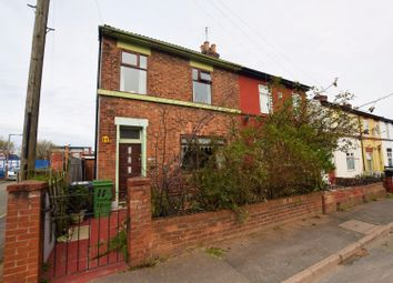 Thumbnail 3 bed semi-detached house for sale in Thompson Street, Birkenhead