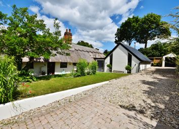 Thumbnail 3 bed cottage for sale in The Holloway, Harwell, Didcot