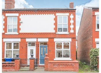 Thumbnail 3 bed end terrace house for sale in Bulkeley Road, Cheadle, Manchester, Greater Manchester