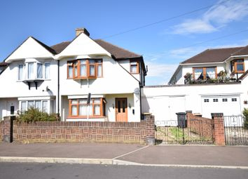 Thumbnail 3 bed semi-detached house for sale in Lancaster Avenue, Elstow, Bedford