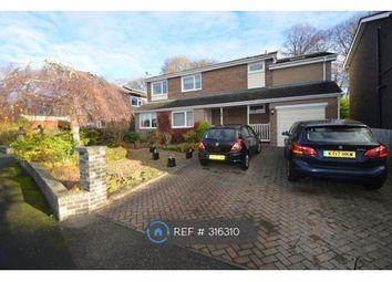 Thumbnail 4 bed detached house to rent in Aydon Crescent, Corbridge