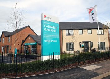 Thumbnail 4 bedroom detached house for sale in 'the Lindford' Caerwent Close, Dinas Powys Cardiff