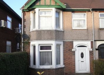 Thumbnail 4 bed terraced house to rent in Tile Hill Lane, Tile Hill, Coventry