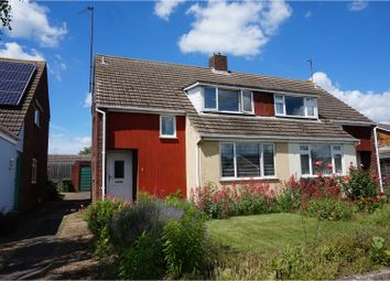 Thumbnail 3 bedroom semi-detached house for sale in Fontwell Avenue, Cambridge