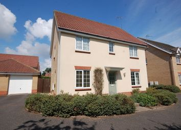 Thumbnail 4 bedroom detached house for sale in George Road, Thetford