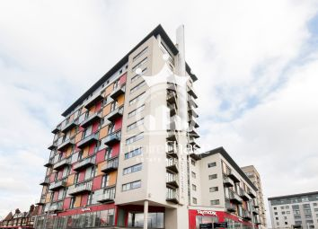 Thumbnail 1 bedroom flat for sale in Central Apartments, 455 High Road, Wembley