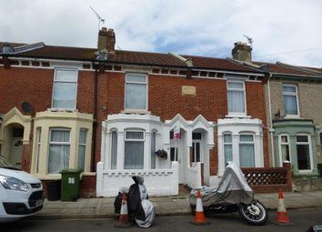 Thumbnail 3 bed terraced house for sale in Eastfield Road, Southsea