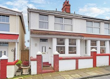 Thumbnail 3 bed semi-detached house for sale in Lewis Place, Porthcawl