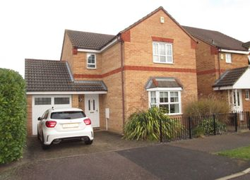 Thumbnail 4 bed detached house for sale in Wingfield Drive, Potton
