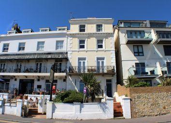 Thumbnail 1 bed flat for sale in 10 Wellington Terrace, Folkestone