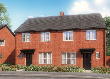 Thumbnail 3 bed semi-detached house for sale in The Meadows, Clifton-On-Teme, Worcester