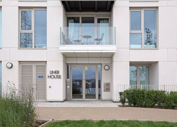 3 bed flat for sale in Royal Wharf Walk, London E16