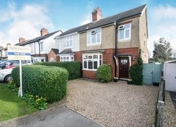 Thumbnail 3 bed semi-detached house for sale in Great Bowden Road, Market Harborough, Leicester, Leicestershire