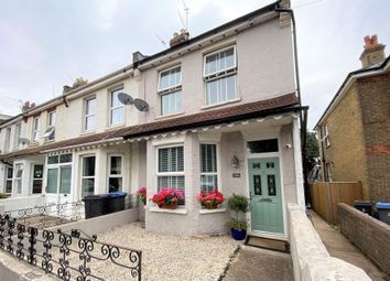 3 bed end terrace house for sale in London Road, Deal CT14