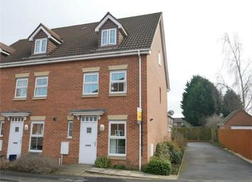 Thumbnail 5 bed end terrace house for sale in St. James Croft, York