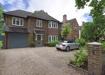 Thumbnail 4 bed detached house for sale in Canterbury Road, Farnborough