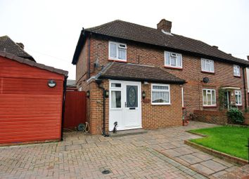 Thumbnail 4 bed property for sale in Victory Park Road, Addlestone
