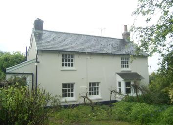 Thumbnail 3 bed detached house to rent in Faccombe, Andover