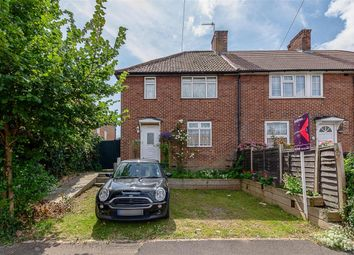 Thumbnail 3 bed end terrace house for sale in Central Road, Morden, Surrey