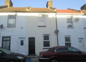 Thumbnail 2 bed terraced house to rent in Factory Road, Northfleet, Gravesend