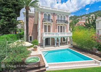 Thumbnail 6 bed villa for sale in Mont Baron, Nice, French Riviera