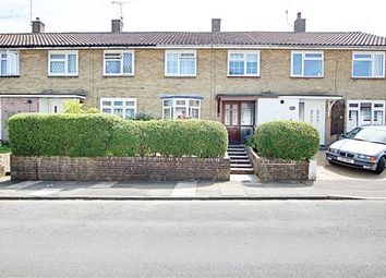 Thumbnail 3 bed terraced house for sale in Baker Close, Southgate, Crawley
