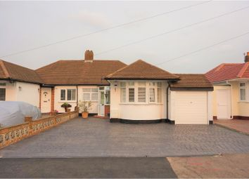 Thumbnail 2 bedroom bungalow for sale in Harefield Road, Sidcup