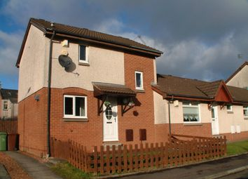 Thumbnail 2 bed semi-detached house for sale in Burnside View, Coatbridge