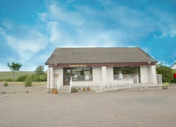 Thumbnail Commercial property for sale in Main Road, Alves, Elgin