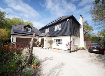 Thumbnail 5 bed detached house for sale in Reading Road, Mattingley, Hook