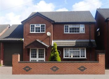 Thumbnail 4 bedroom detached house to rent in Dudley Road West, Tividale, Oldbury