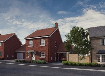 Thumbnail 3 bed detached house for sale in Plot 2, 'the Chancellors', Bedford Road, Moggerhanger