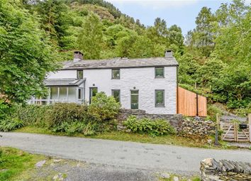 Thumbnail 3 bed cottage for sale in 7, Penrhos Cottages, Corris, Machynlleth