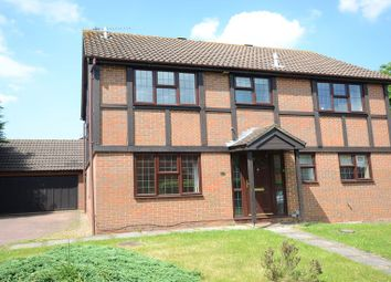 Thumbnail 4 bed detached house to rent in Cutbush Close, Lower Earley, Reading