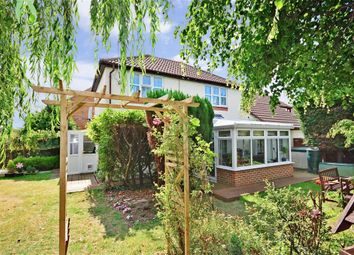 Thumbnail 3 bed link-detached house for sale in Edyngham Close, Kemsley, Sittingbourne, Kent