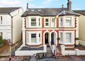 Thumbnail 4 bed semi-detached house for sale in Culverden Park Road, Tunbridge Wells, Kent